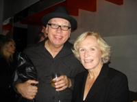 Gary and Glen Close 2010